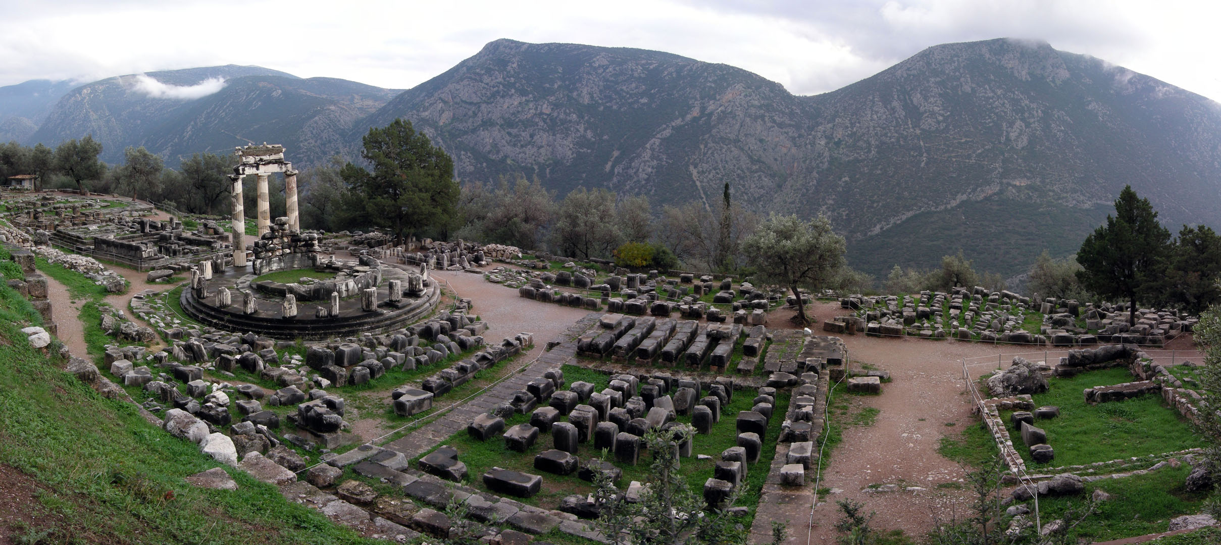 archaeological site of delphi gtp